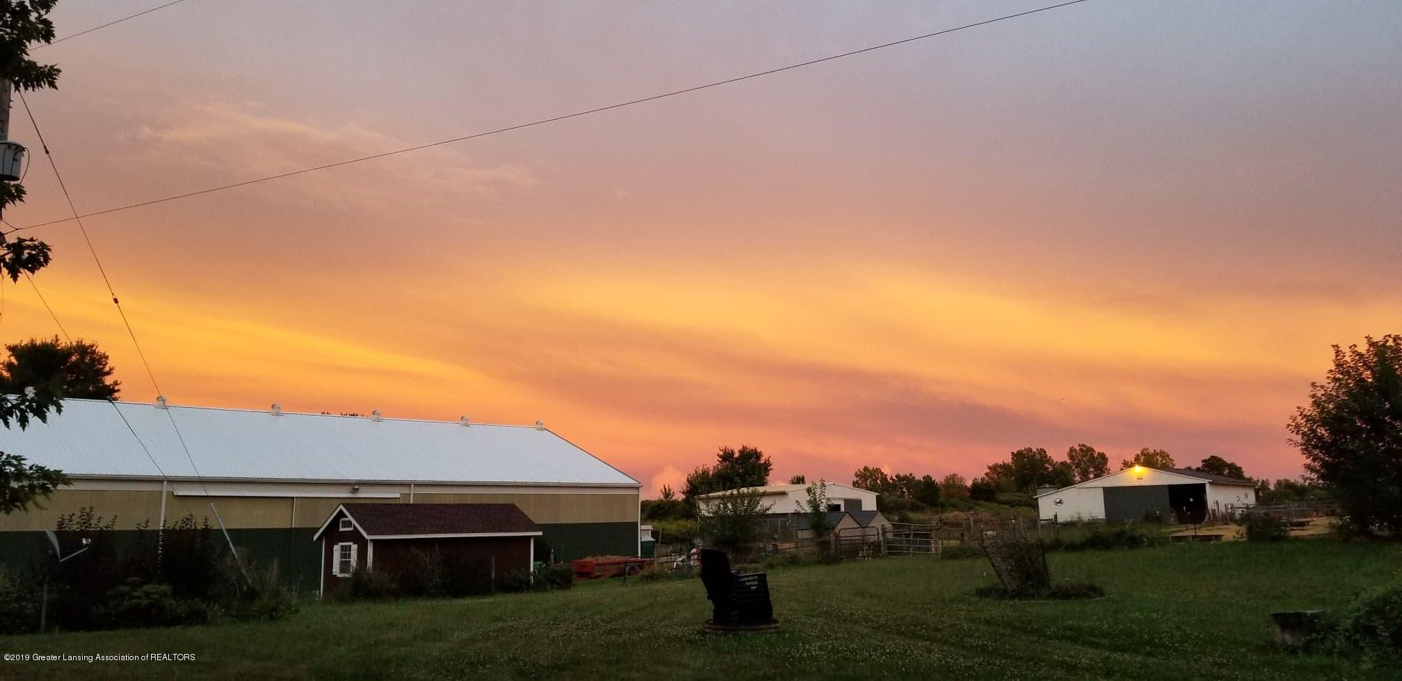 5953 W Cutler Rd - Beautiful Skies Over Barns - 62