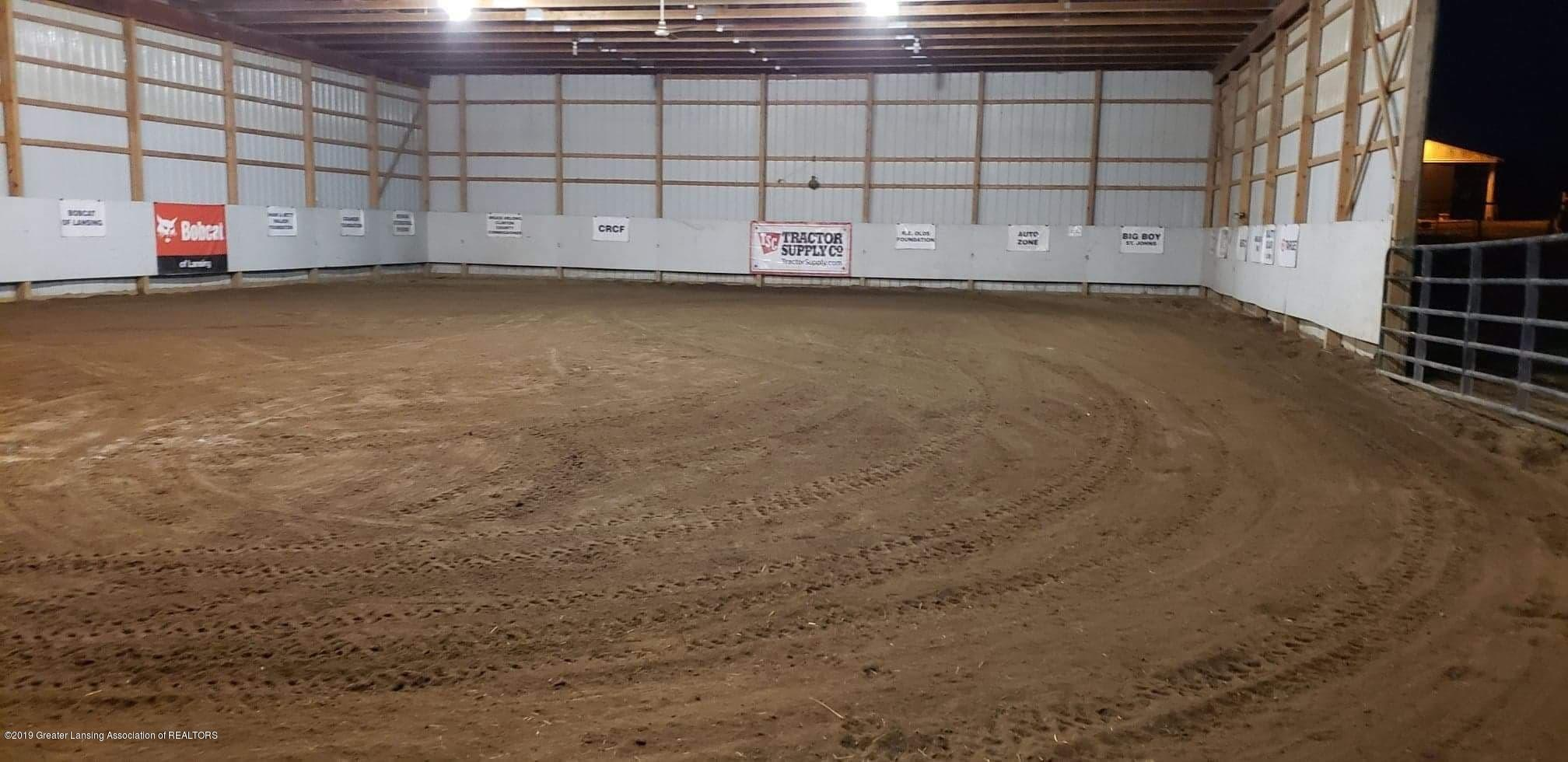 5953 W Cutler Rd - Interior Riding Arena - 51