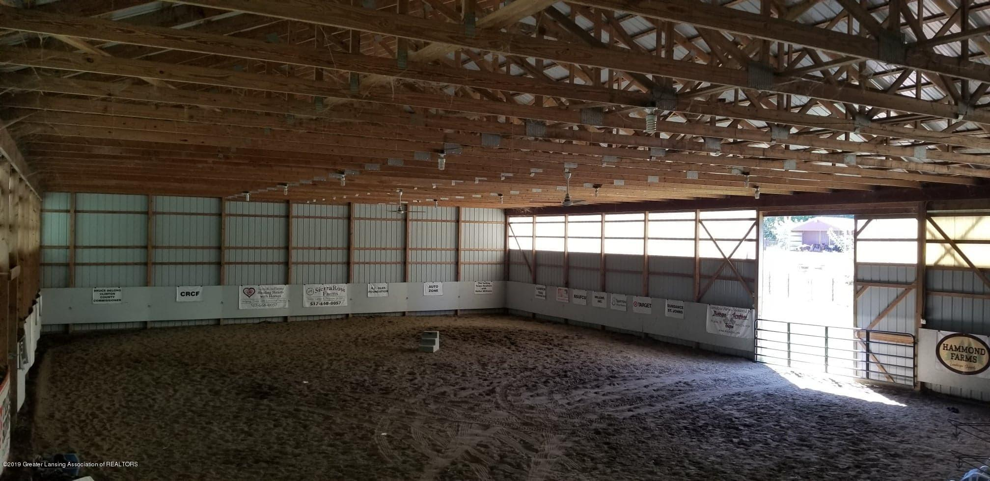 5953 W Cutler Rd - Interior Riding Arena - 48
