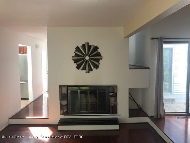 3722 Cavalier Dr 6 - fireplace - 12