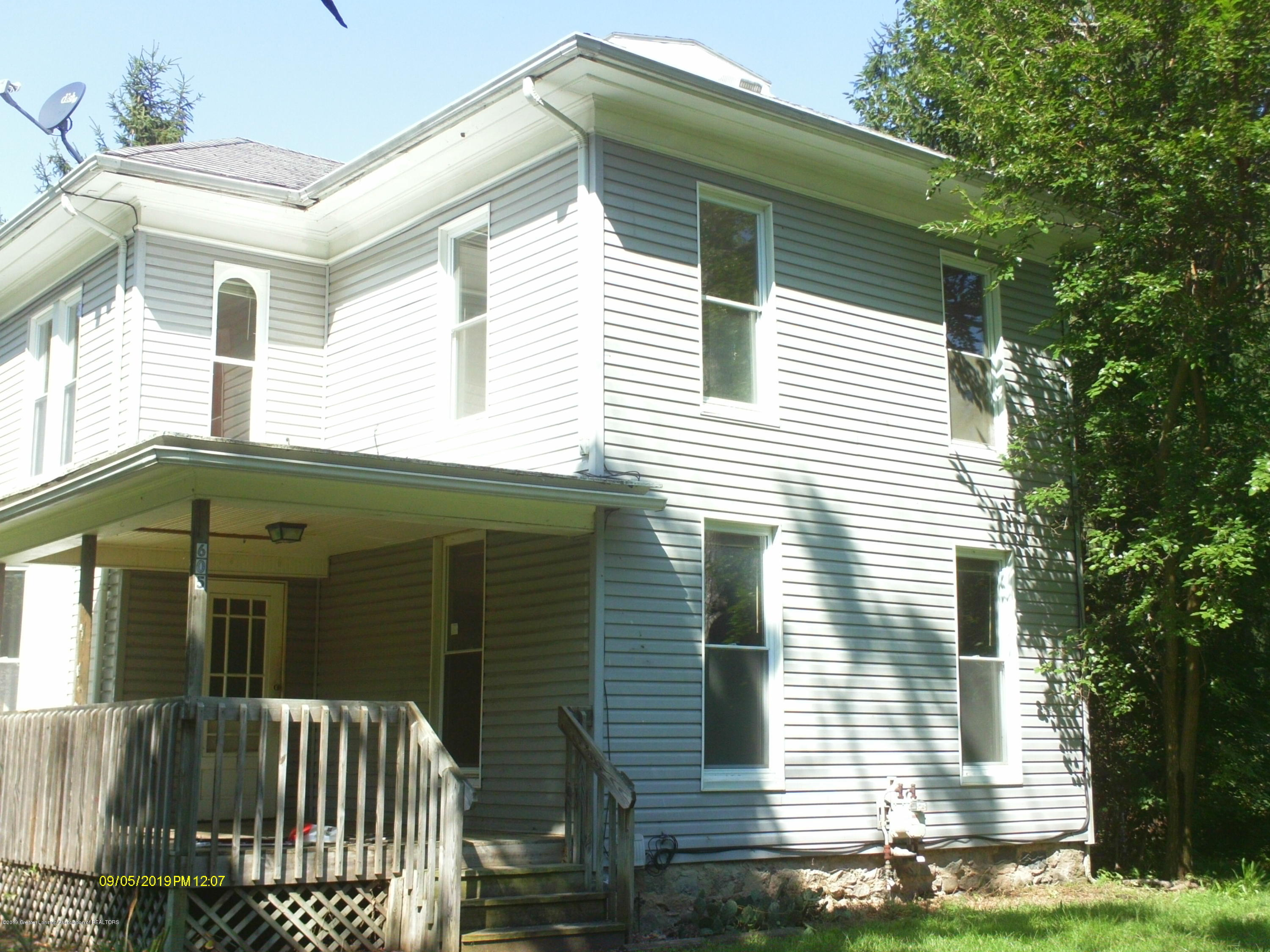 605 N East St - front - 1