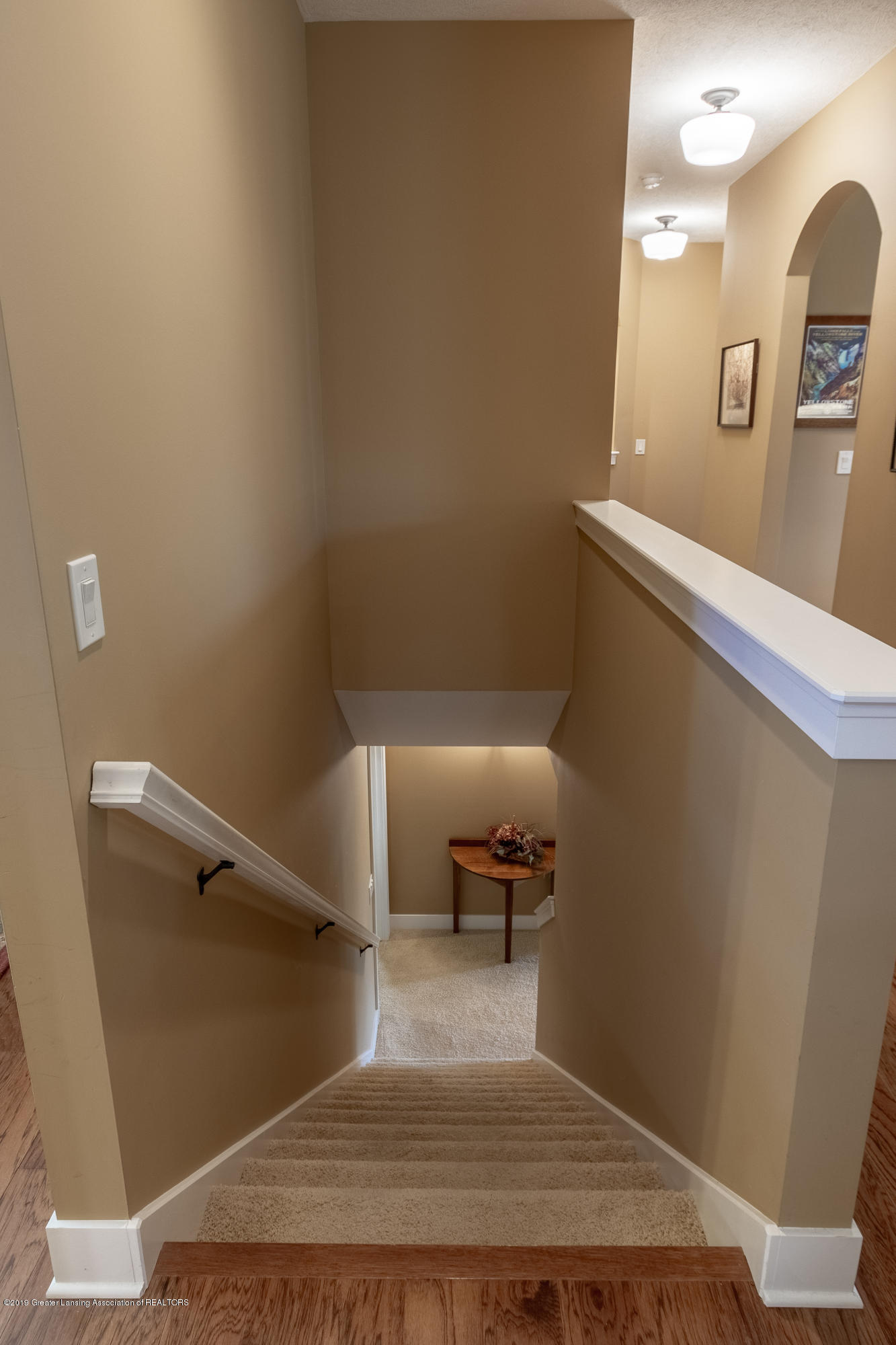4134 E Benca Way - Stairs to Lower Level - 46