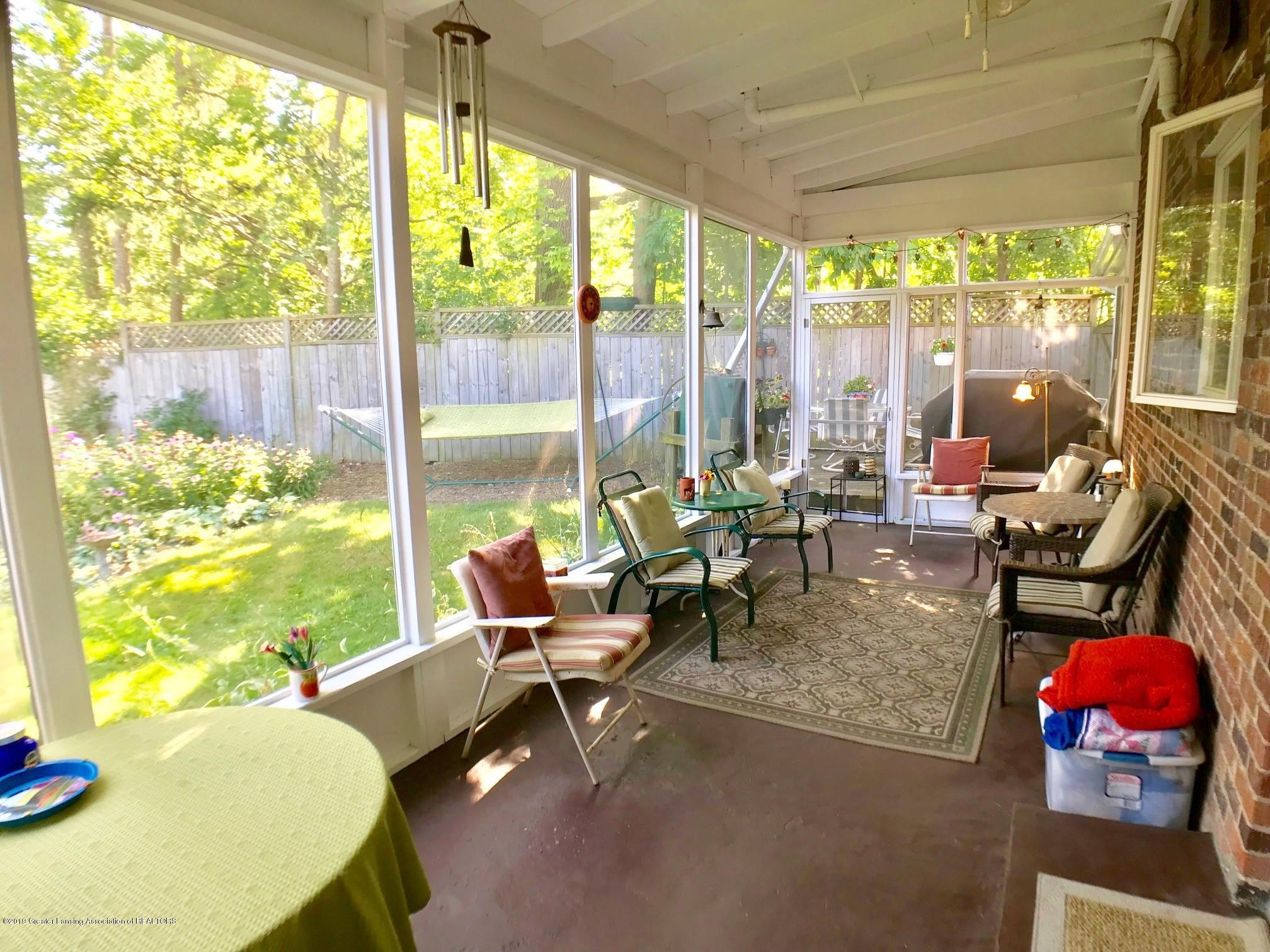 404 Clifton Blvd - Screened Porch - 31