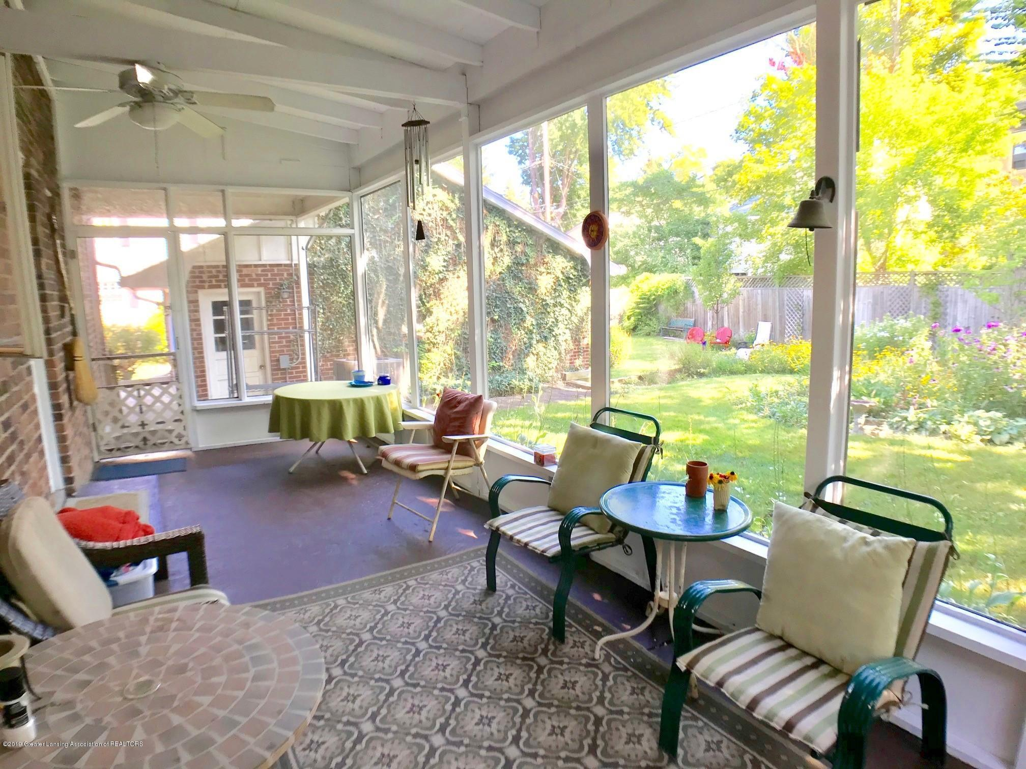 404 Clifton Blvd - Screened Porch - 32