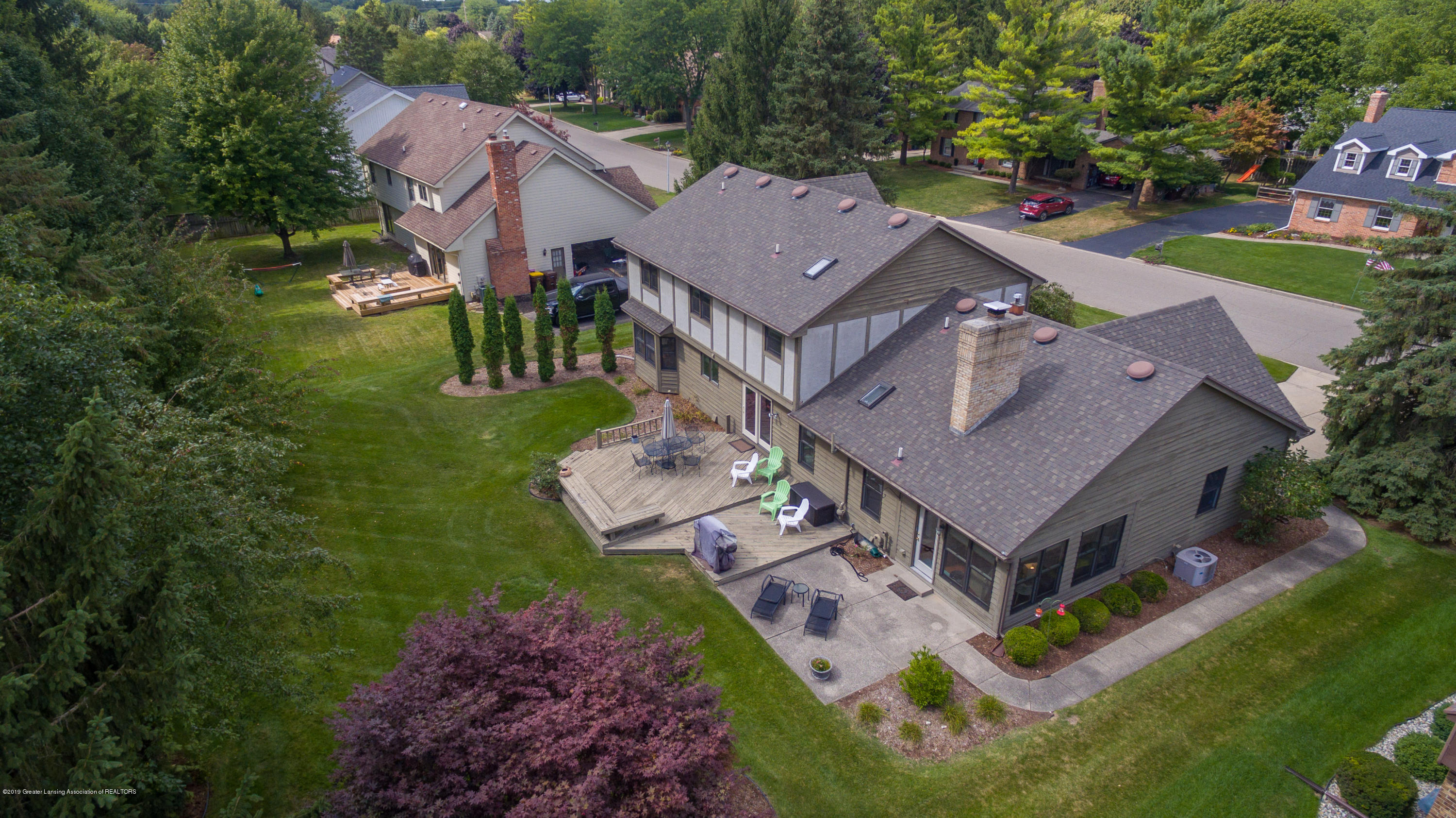 2133 Woodfield Rd - Aerial View - 54