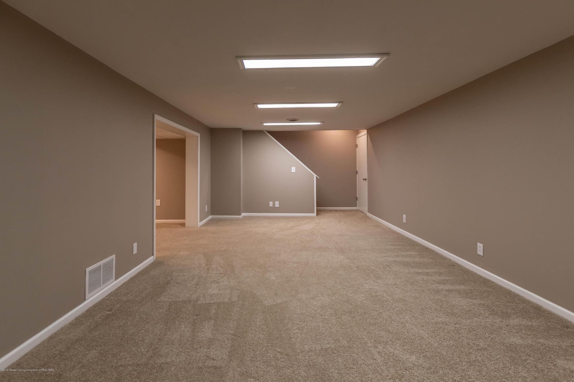 3870 Azalea Ln - Lower Level Family Room - 22