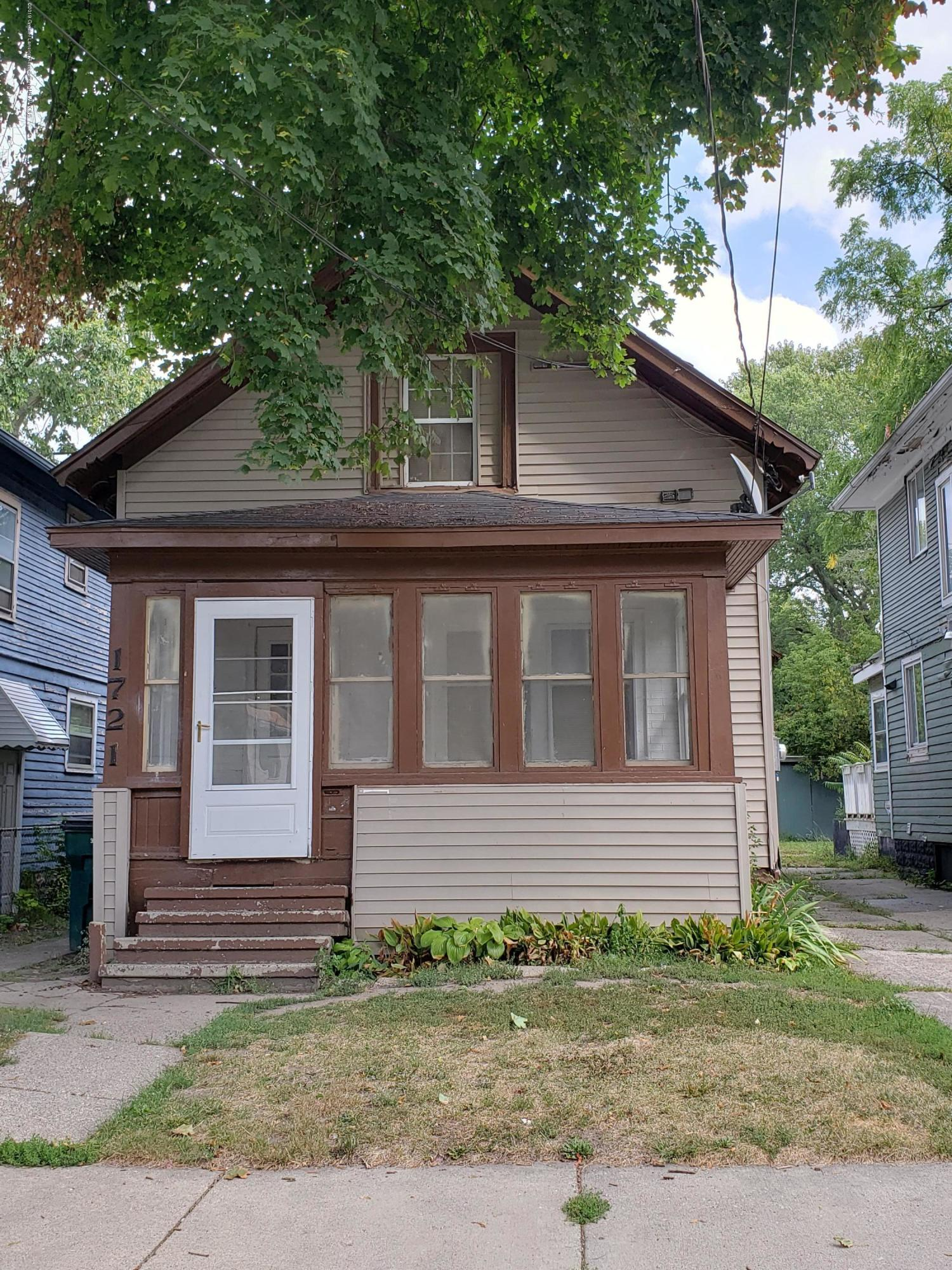 1721 Ray St - Front - 1