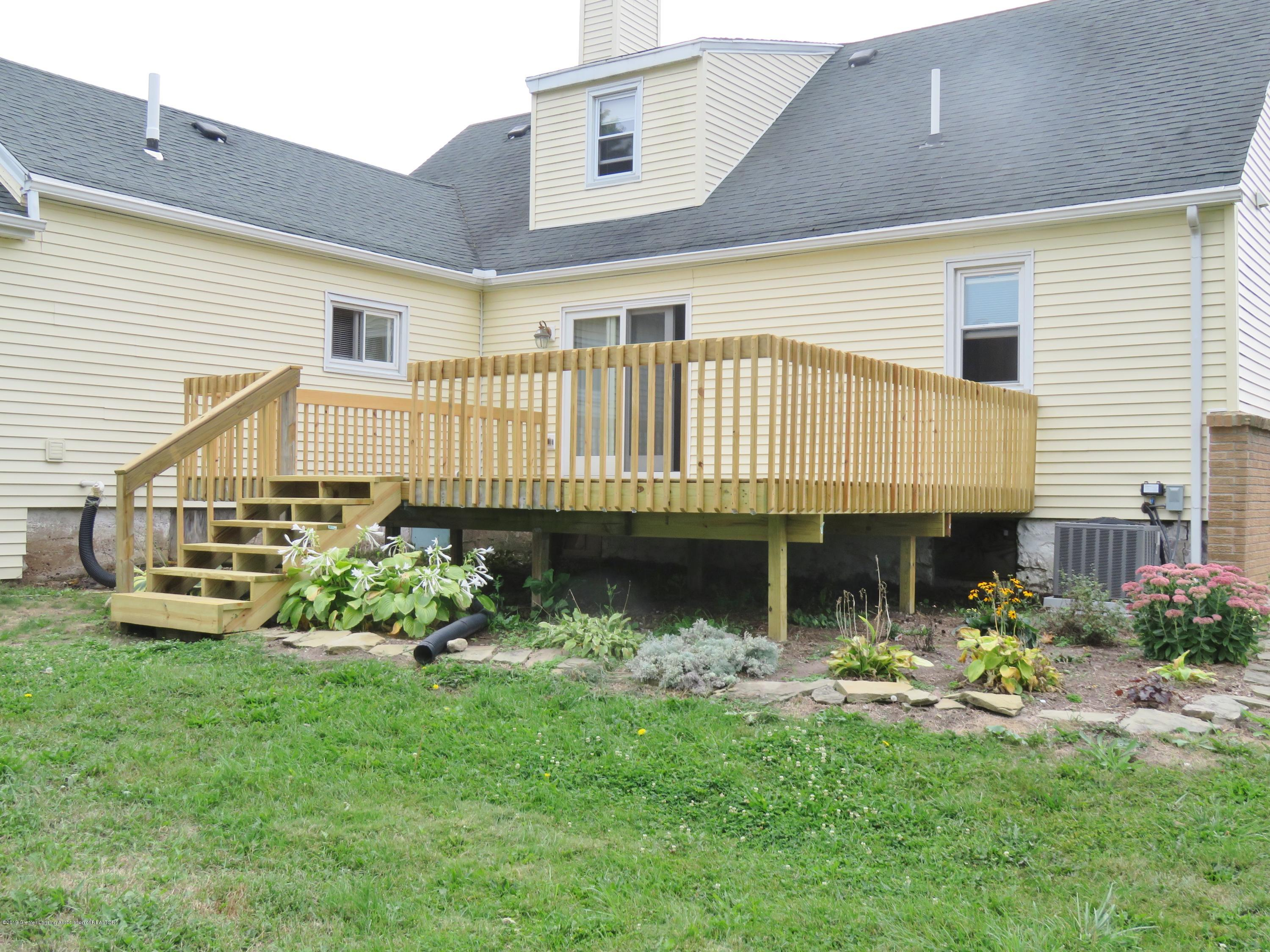 7123 E Mt Hope Hwy - Brand New Deck - 29