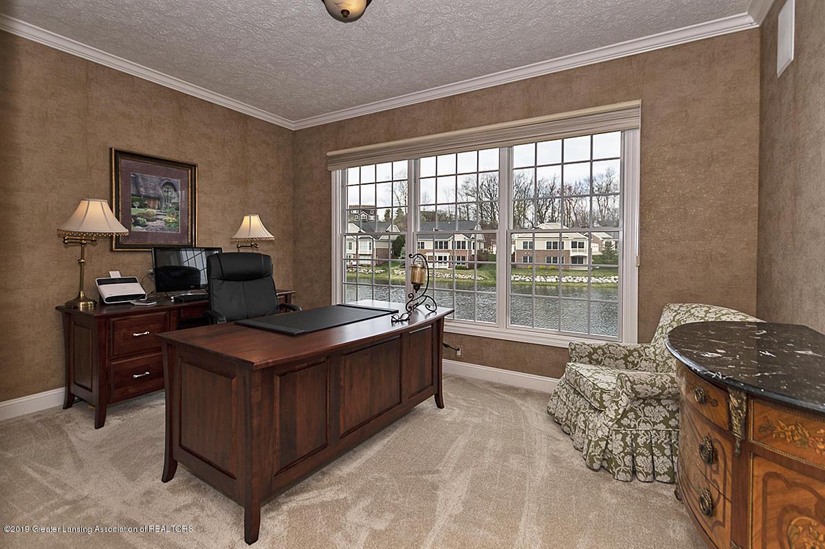 6149 Bridgewater Cir 49 - 6149 Bridgewater Bedroom 2 used as Study - 9