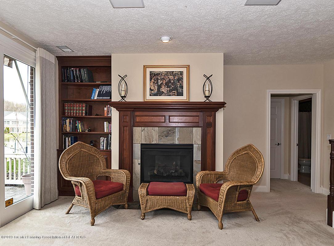 6149 Bridgewater Cir 49 - 6149 Bridgewater features 2nd fireplace - 16