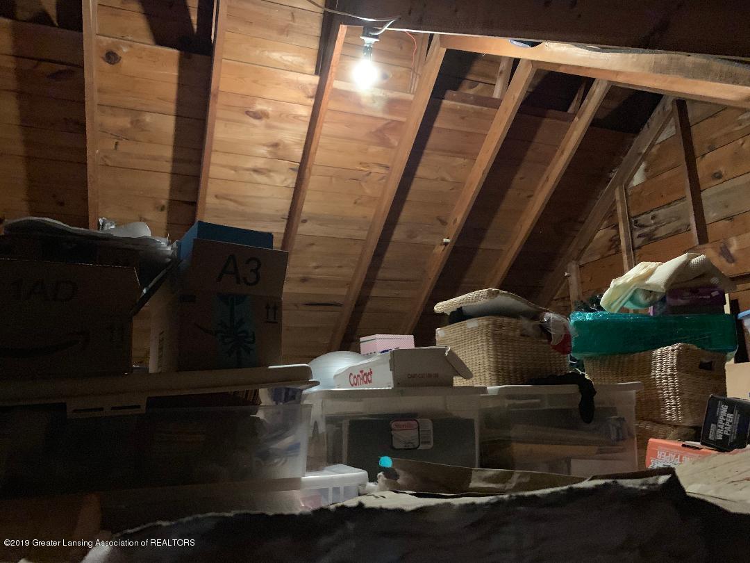 1526 Spencer St - 13 walkup attic in bedroom #2 - 13