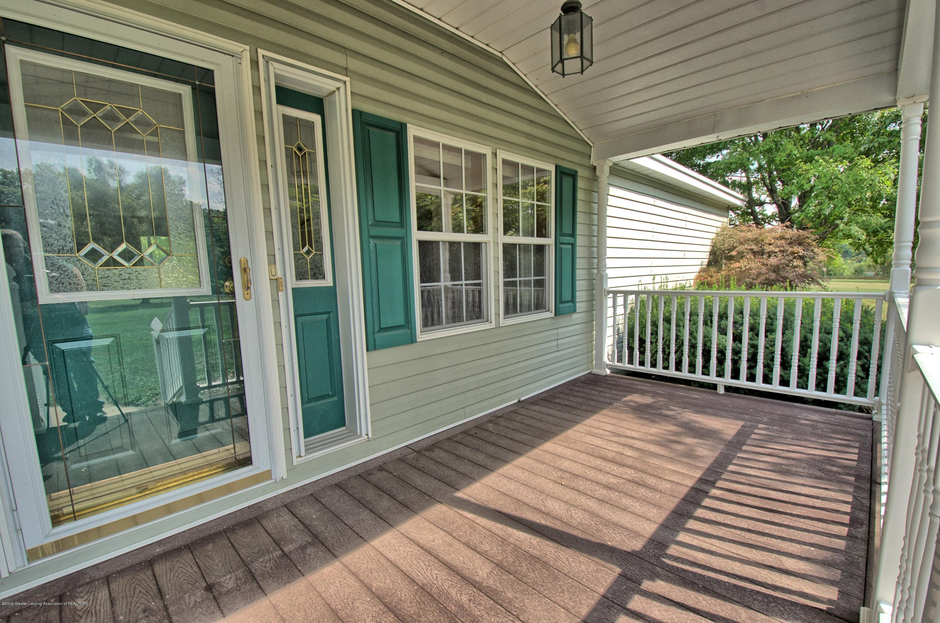 4860 Old Plank Rd - Porch - 2