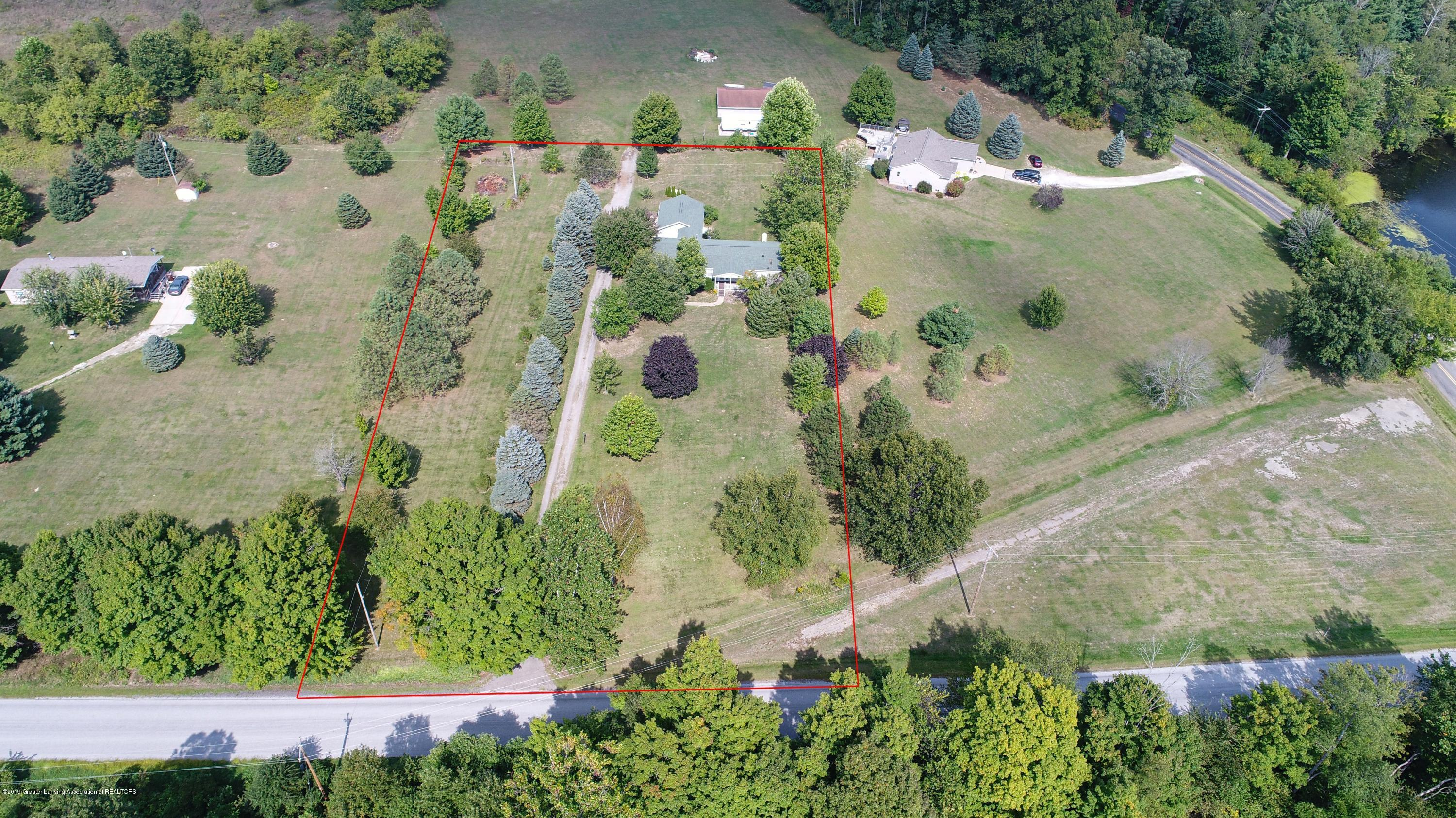 4860 Old Plank Rd - Property Line - 33