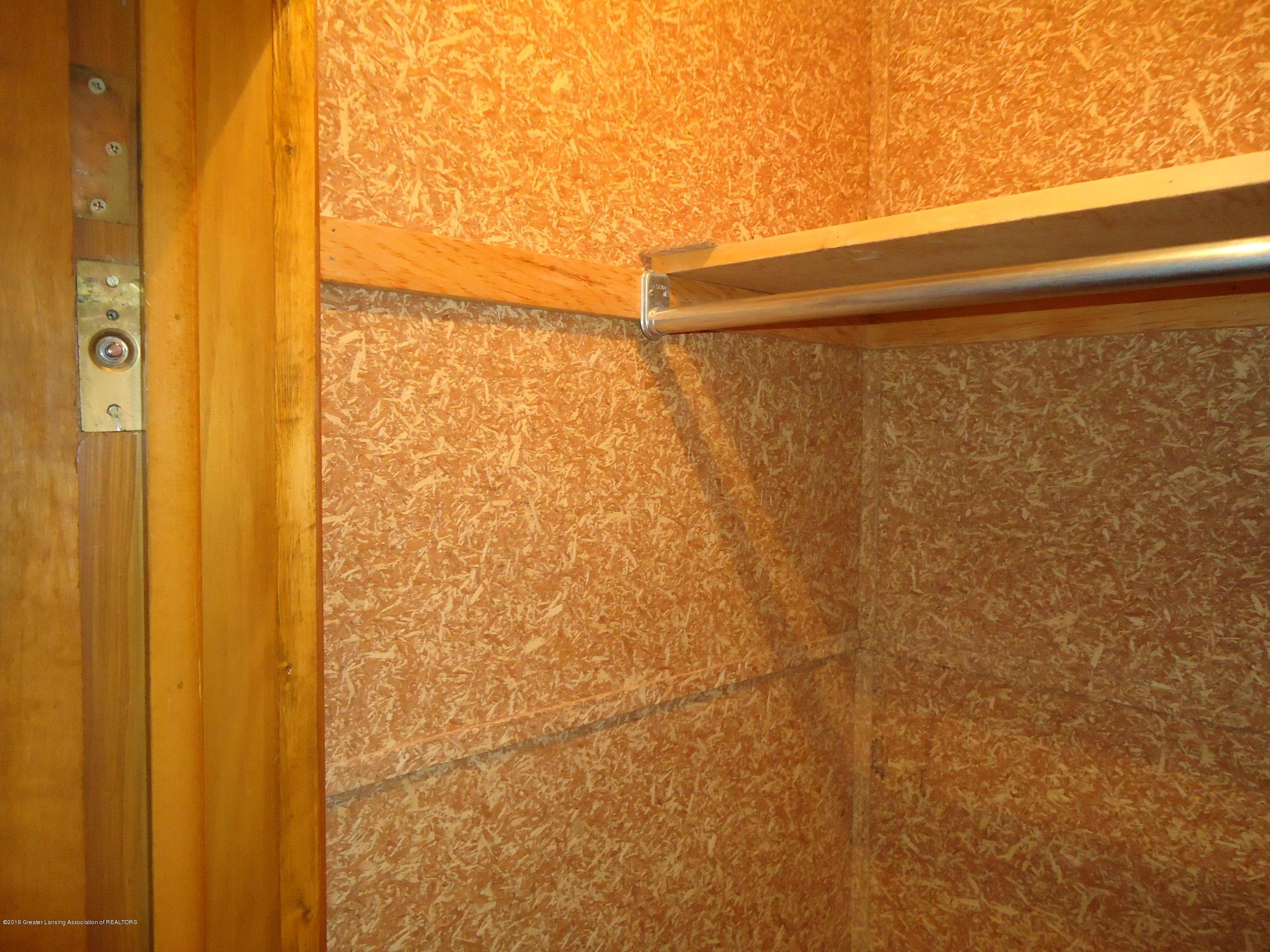 309 E Lovett St - 16 Bedroom 1 Cedar Closet - 12