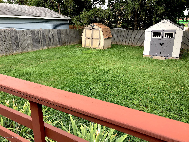 2602 Wilson Ave - Backyard - 10