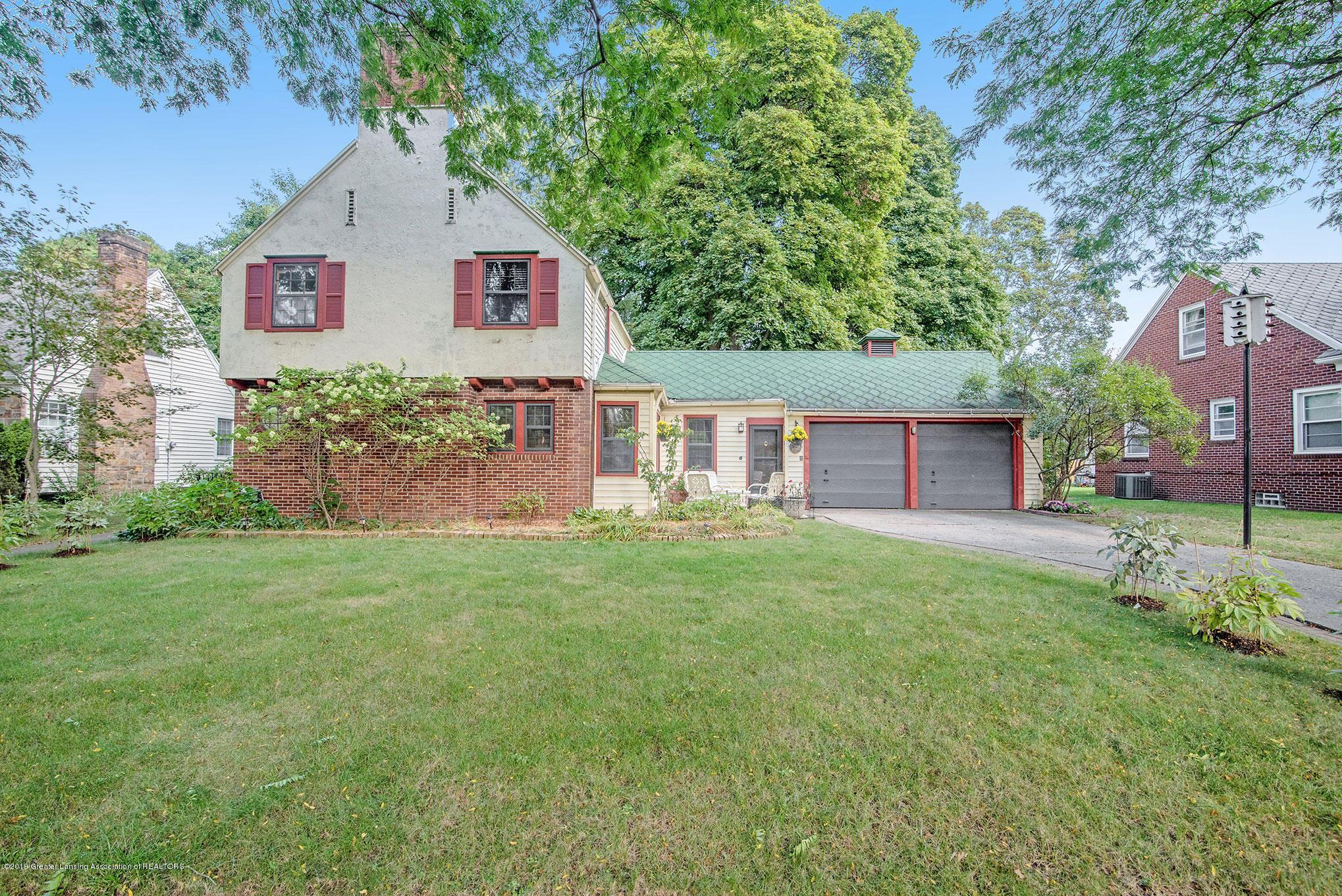1801 Sunnyside Ave - Front - 1