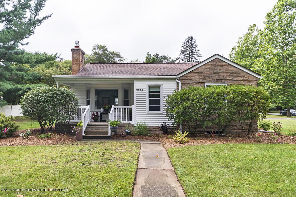 4533 Cherokee Way - 4533 Cherokee front picture - 36