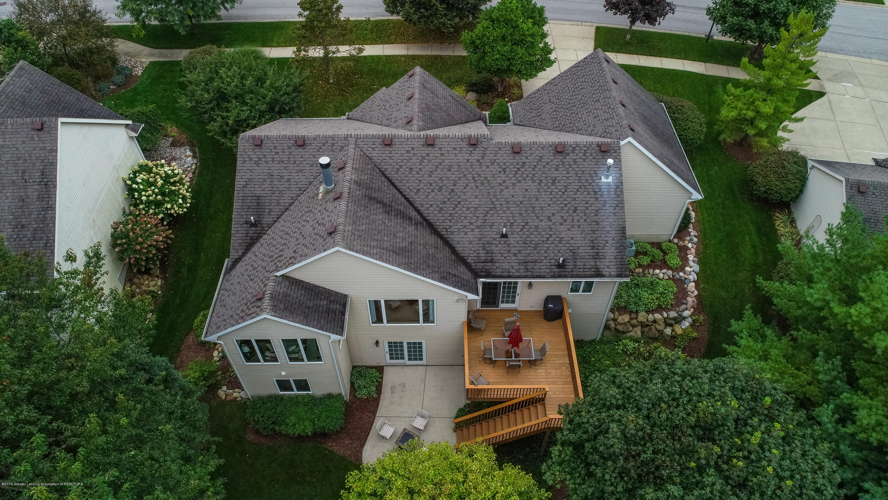 13185 Watercrest Dr - Aerial View - 48