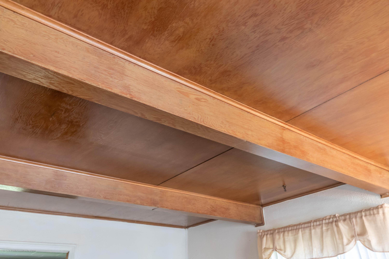 607 E Baldwin St - Living Room Wood Ceiling - 5