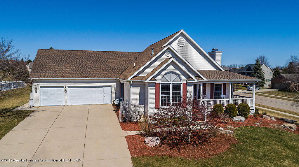 3300 Hollow Spring Dr - front - 2