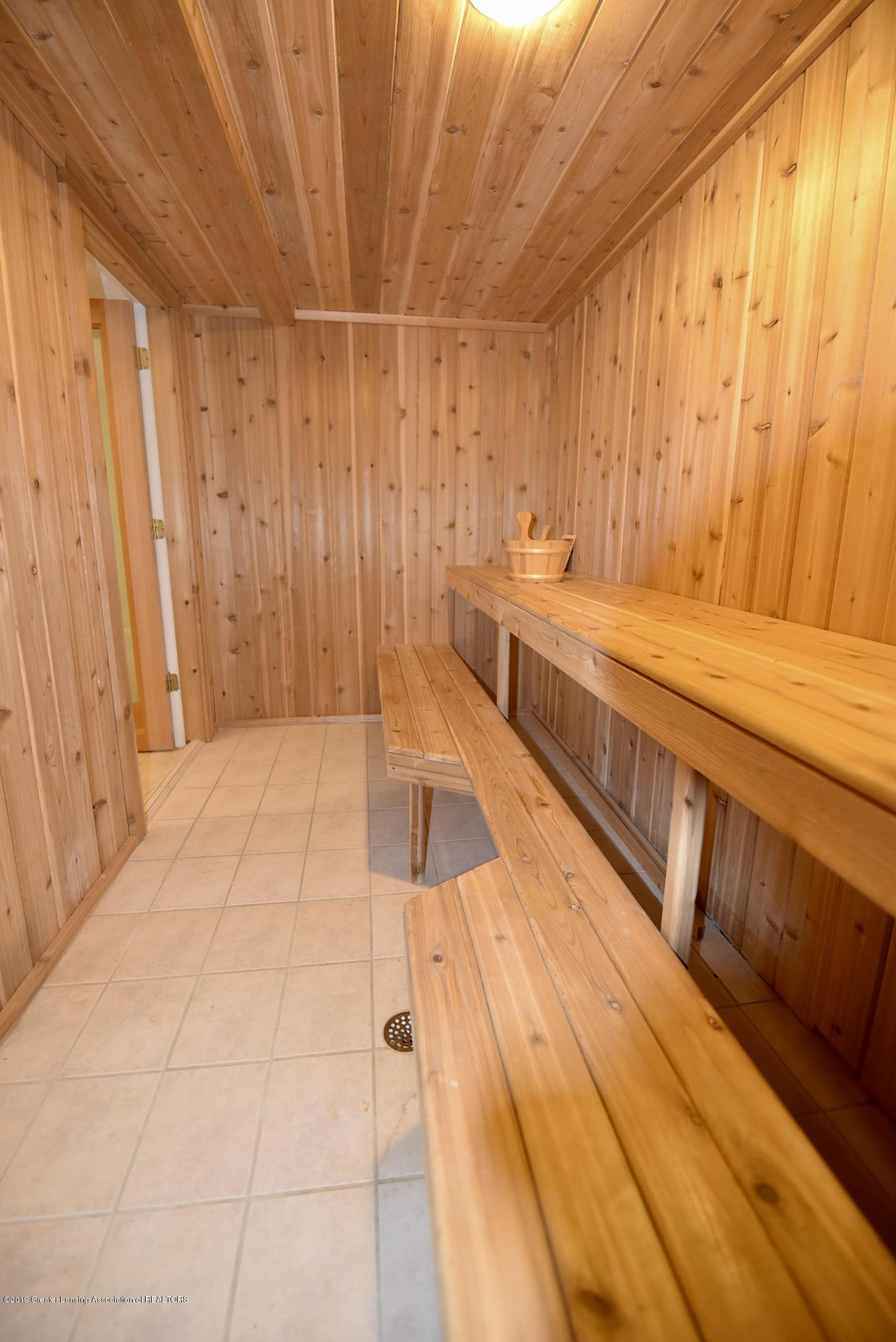 3300 Hollow Spring Dr - New large sauna with stand up shower - 37