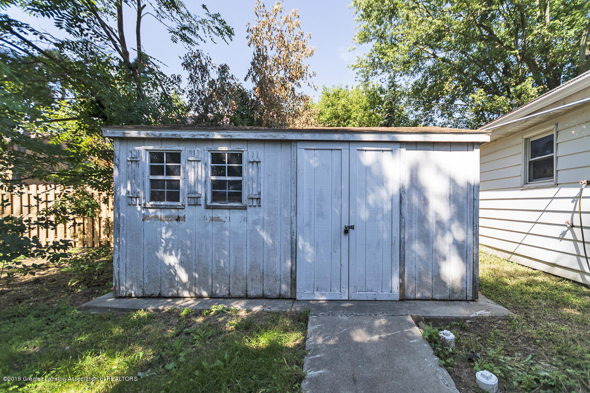 1408 Wolf Ct - Shed - 21