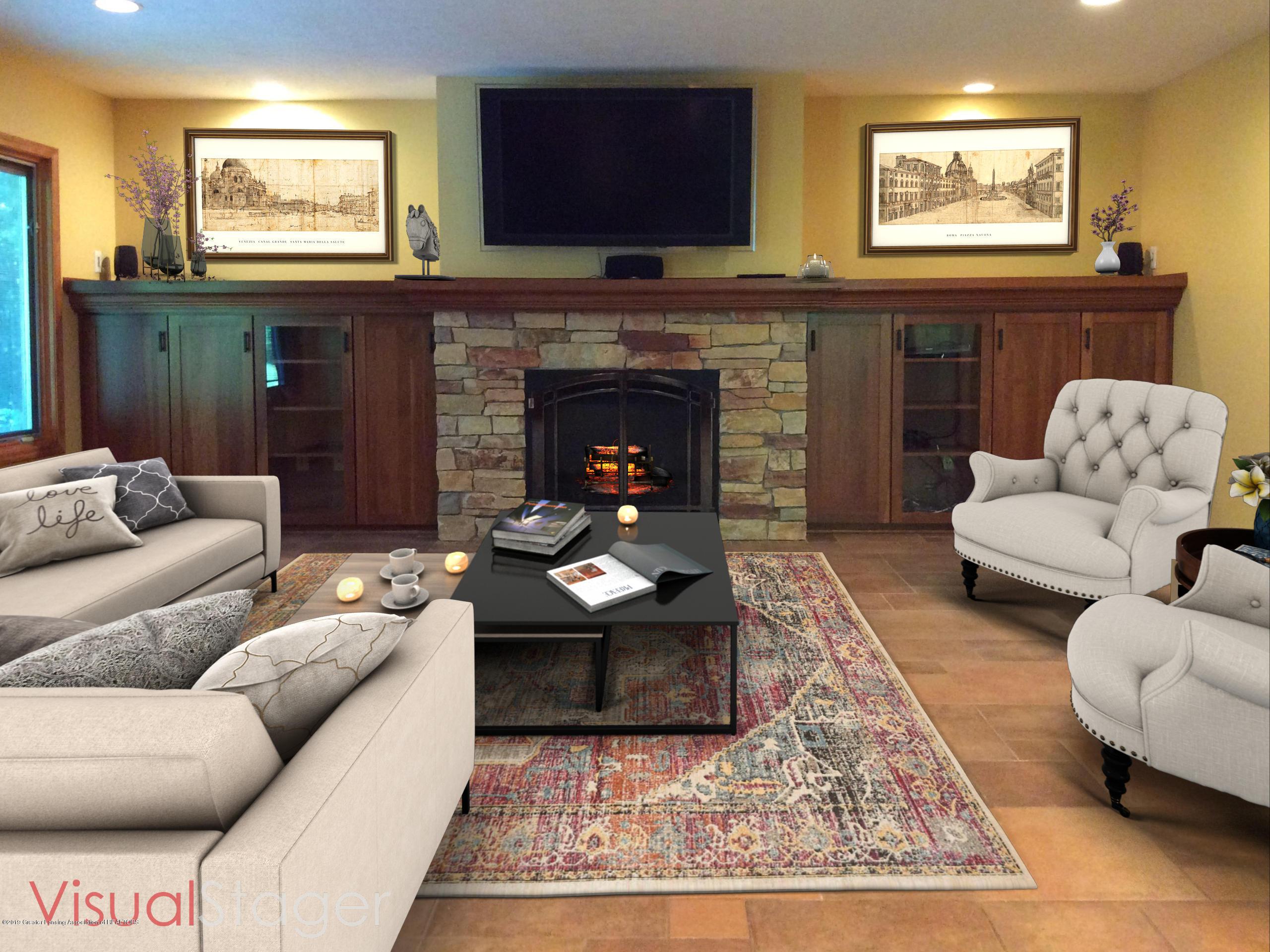 4542 Bracken Woods Dr - Family Room-scene - 4
