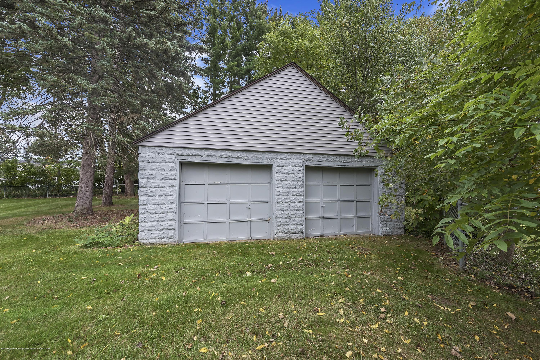 4858 Hillcrest Ave - 2nd Garage - 30