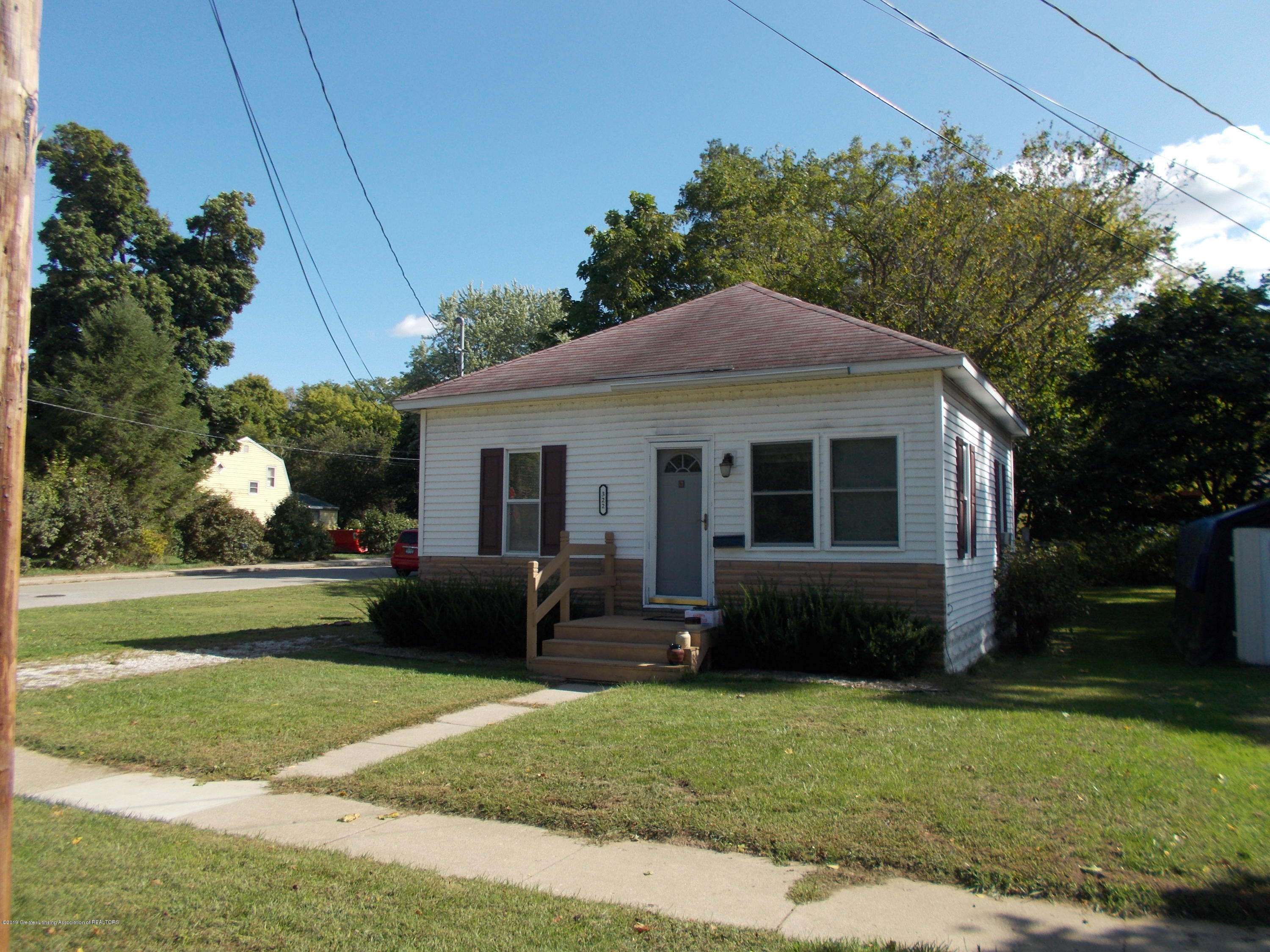 322 N East St - Front - 1