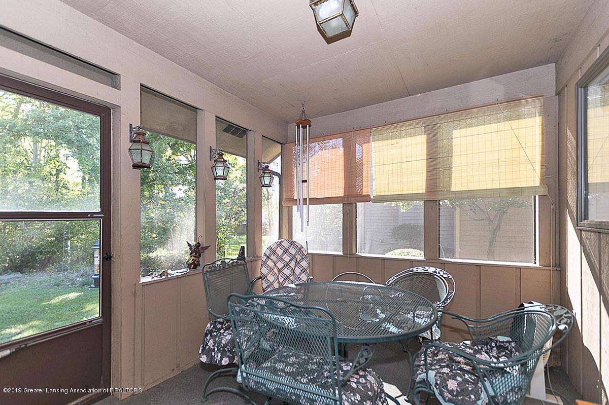 5975 Caleta Dr - Screened Porch - 16
