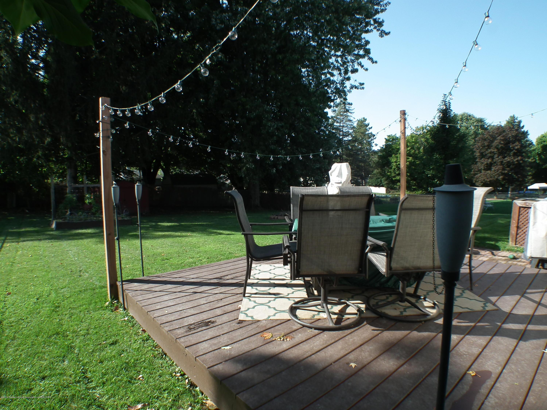 2315 Byrnes Rd - Back yard a - 33