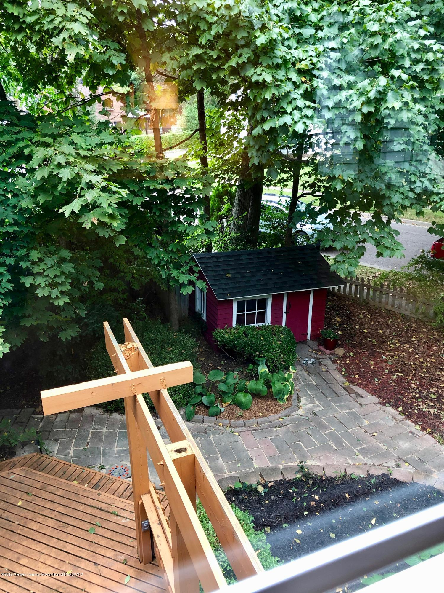 633 Butterfield Dr - Deck and Shed/Playhouse - 50