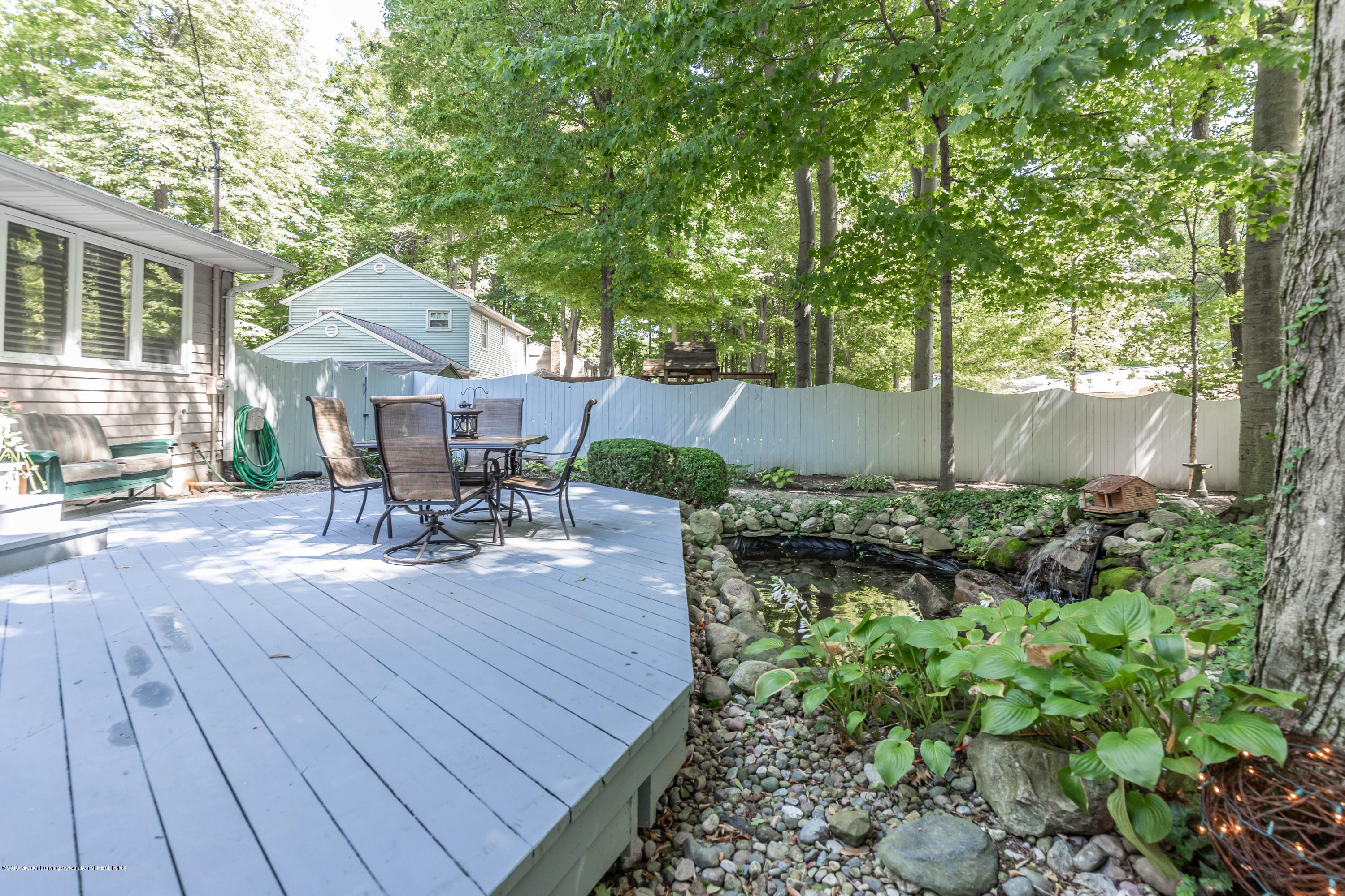 4913 Sugarbush Ln - Backyard - 35