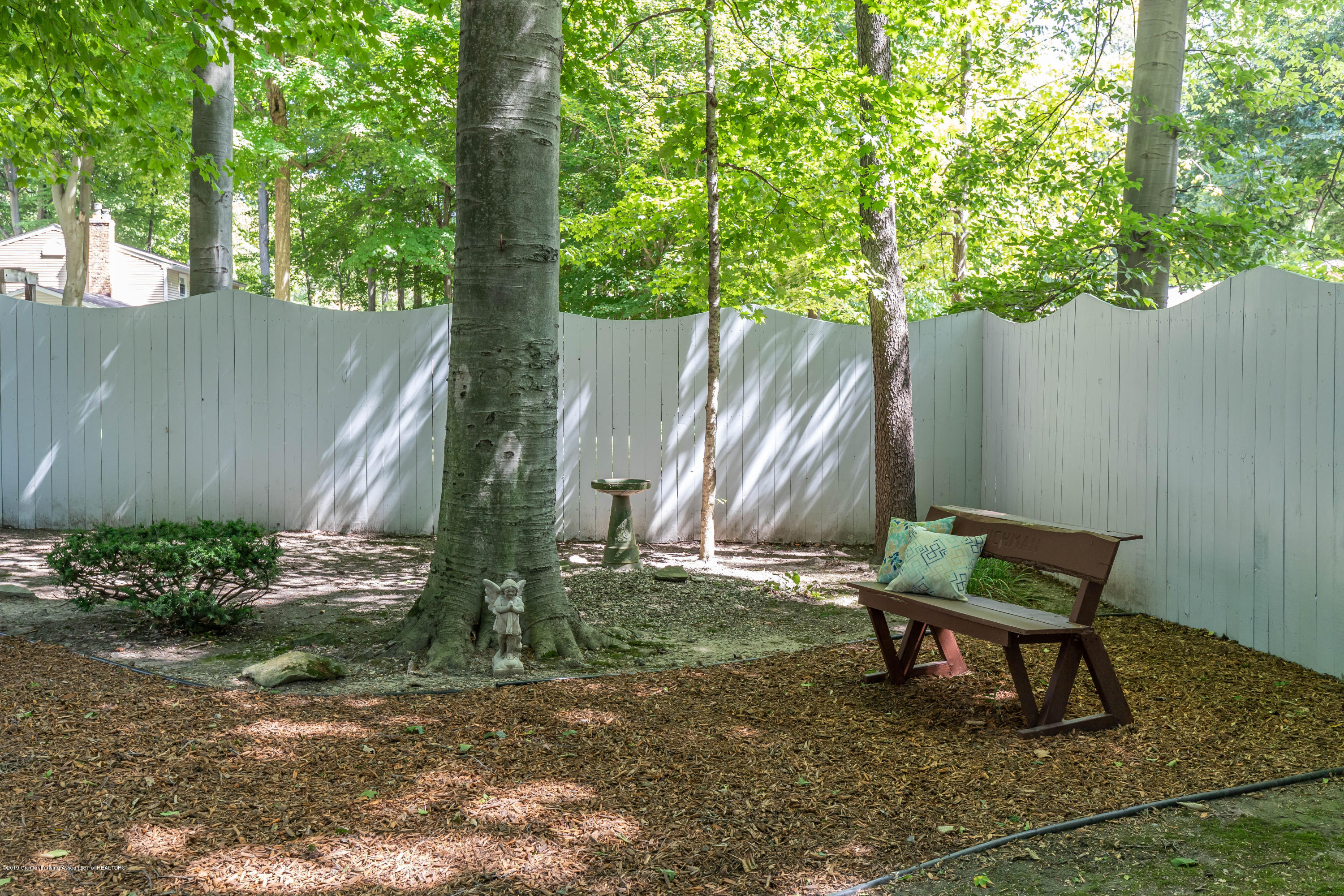 4913 Sugarbush Ln - Backyard - 38