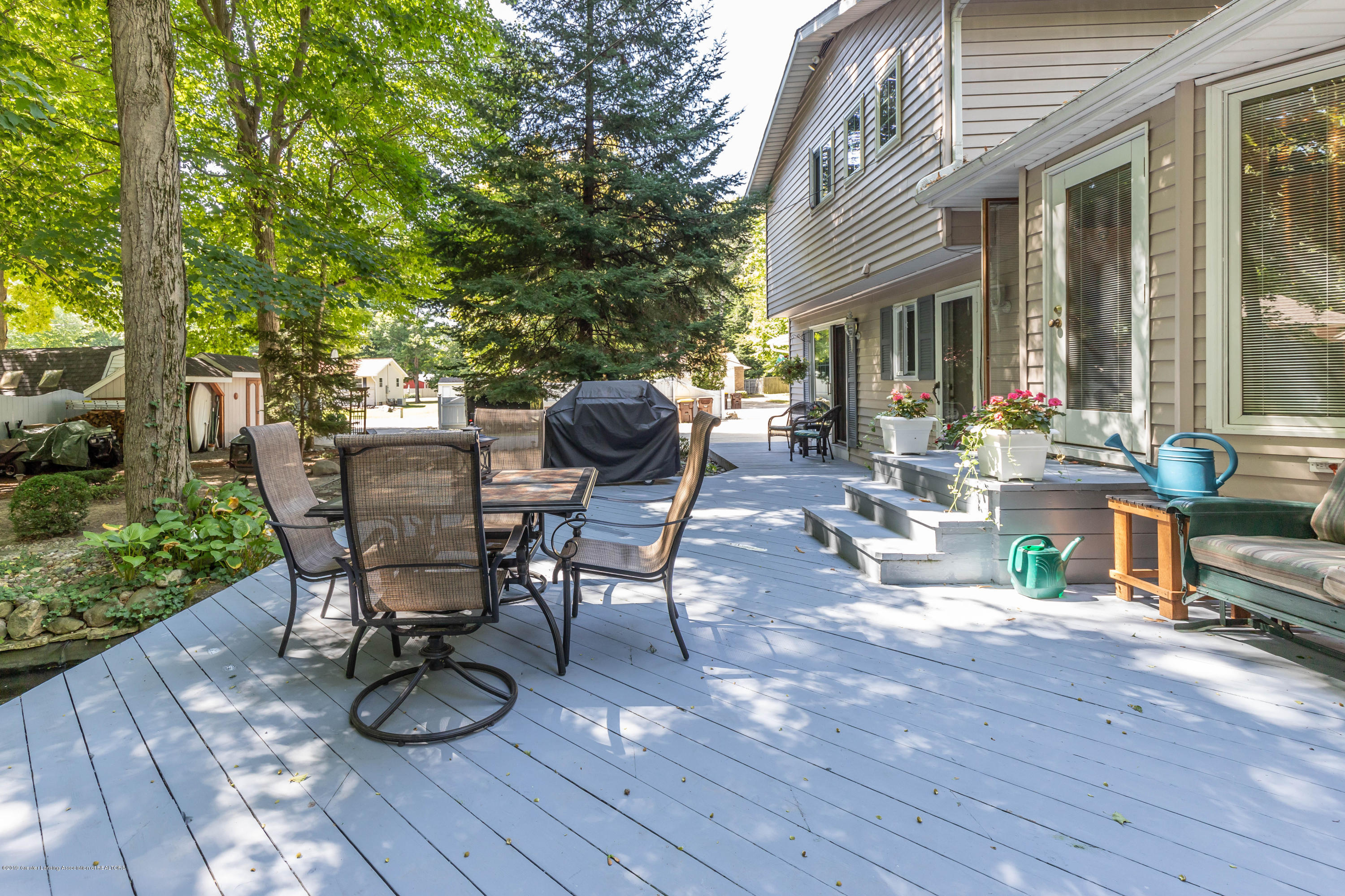 4913 Sugarbush Ln - Backyard - 34