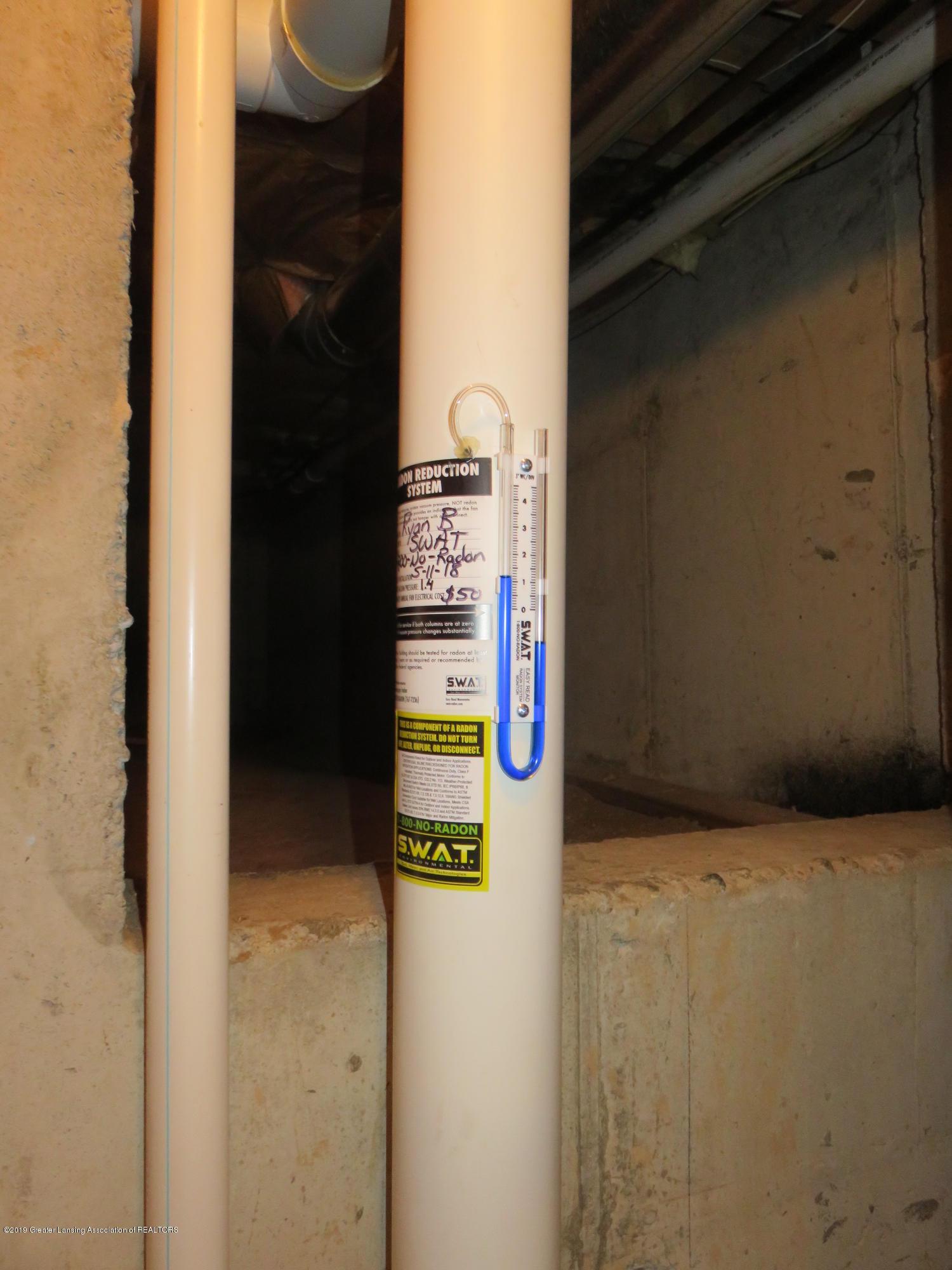 13240 Blackwood Dr - Radon Mitigation System - 34