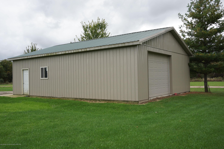 10130 Hollister Rd - Pole barn back - 39