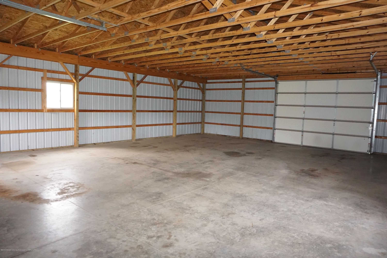 10130 Hollister Rd - Pole barn inside1 - 42