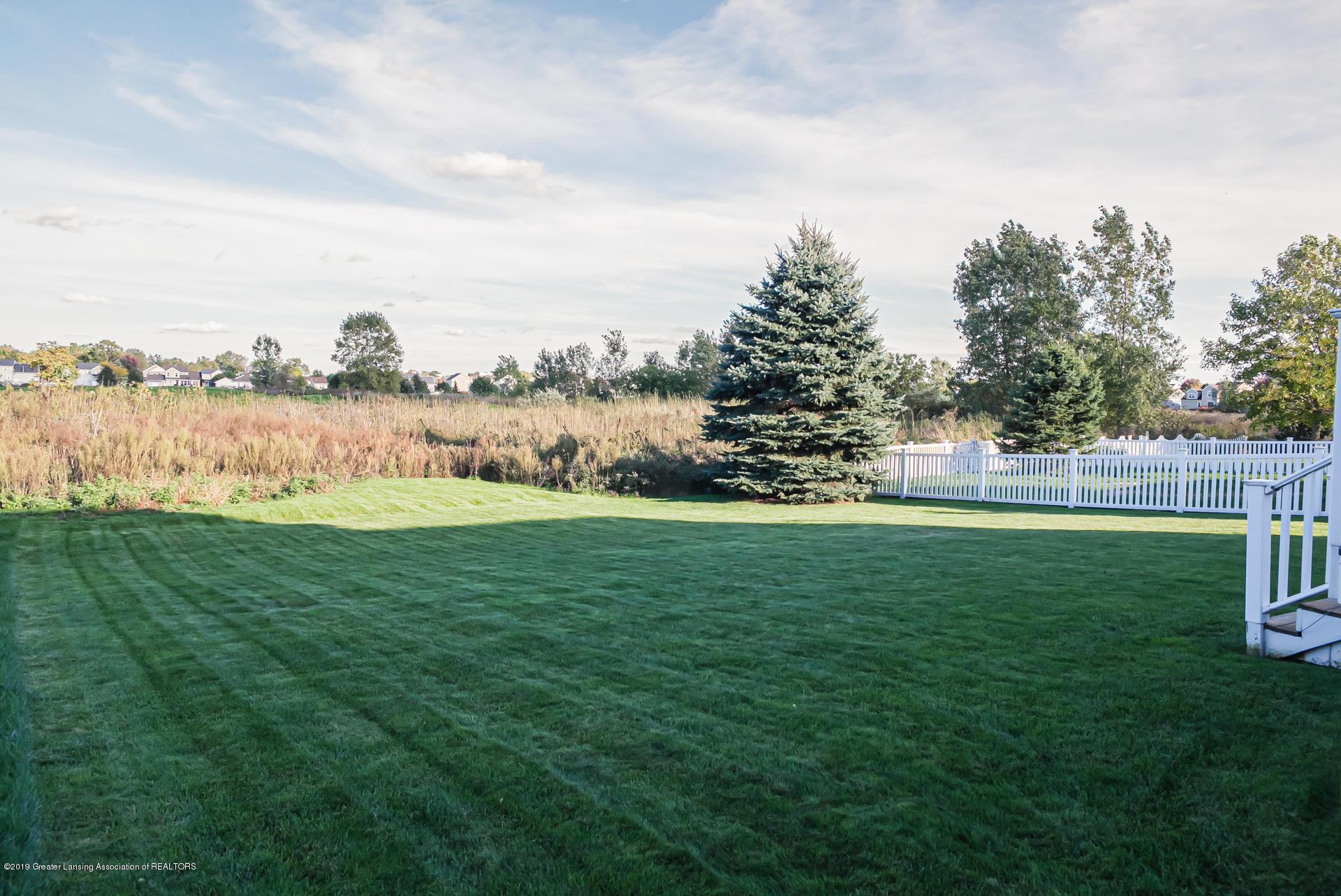 3742 Shearwater Ln - back yard - 37