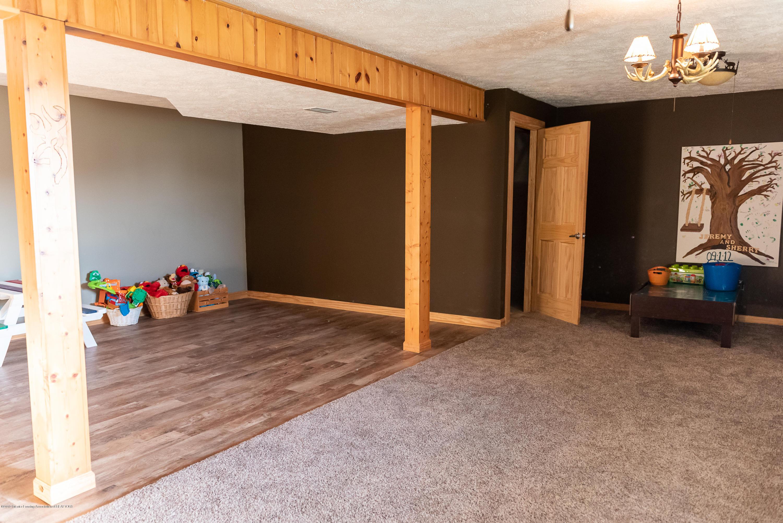 2380 S Meridian Rd - Basement rec room 3 - 17