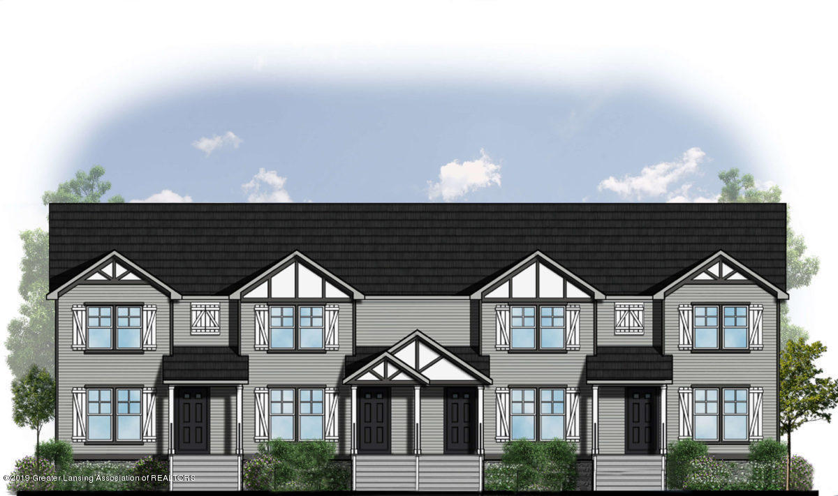 3835 Zaharas Ln 24 - College Fields Townhomes Rendering - 1