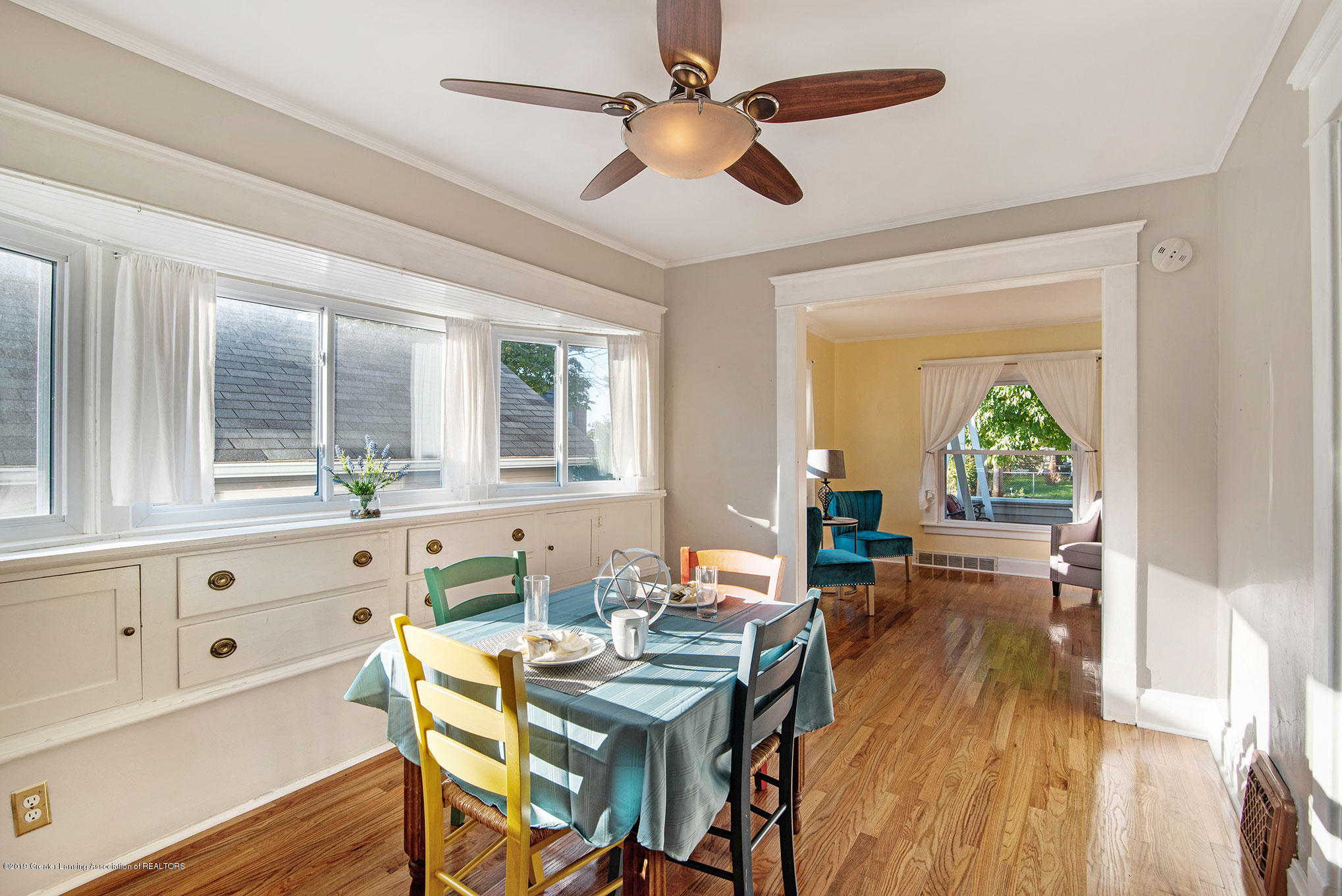 1308 Vine St - Dining Room - 7