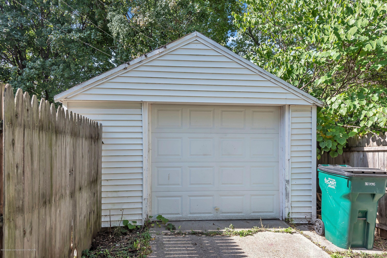 819 Holten St - garage - 16