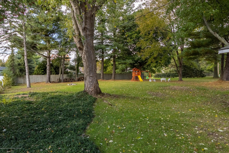 3539 W Hiawatha Dr - backyard - 34