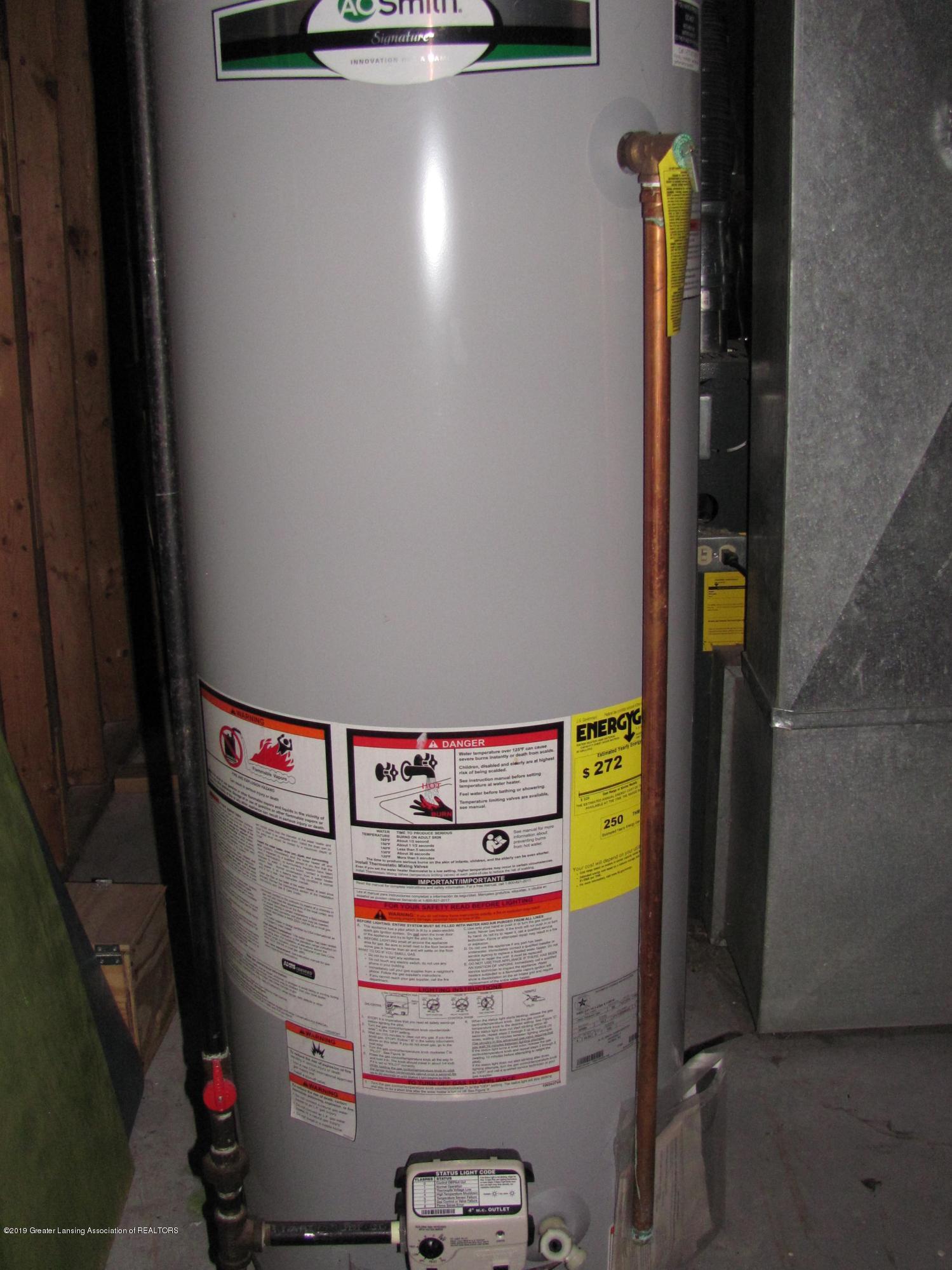 3643 E Vermontville Hwy - Water Heater - 42