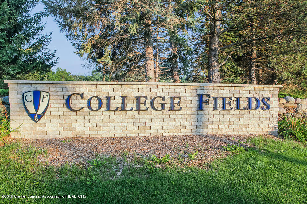 3843 Zaharas Ln 21 - College Fields Community Sign - 2