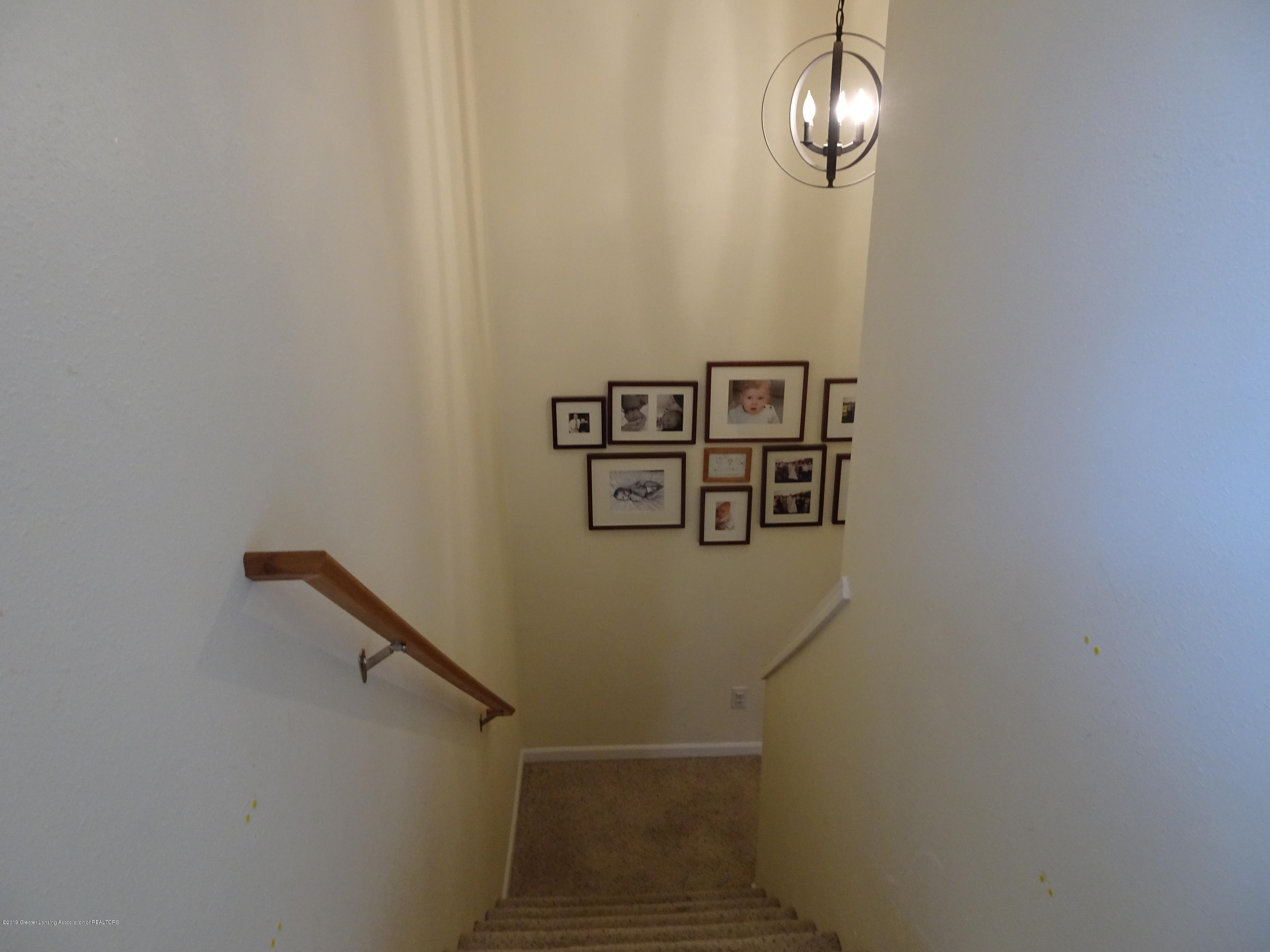 1323 Yarrow Dr - Stairs to basement - 17