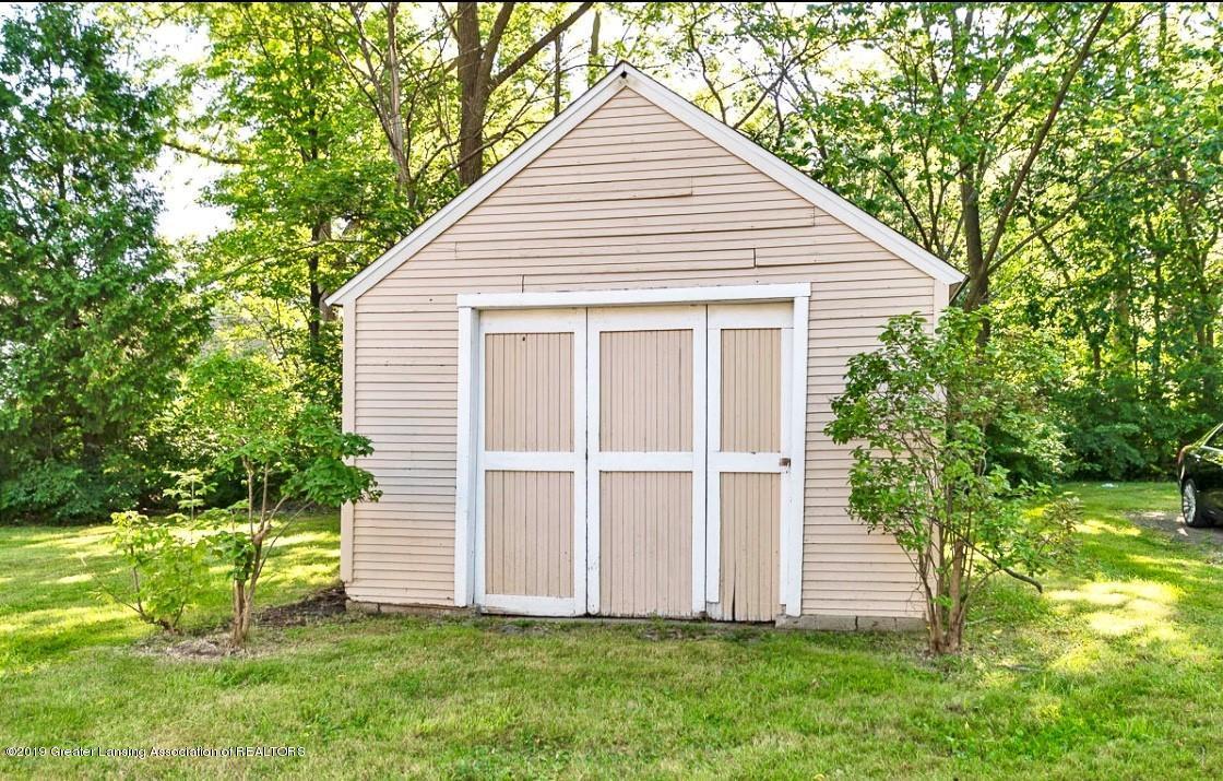 556 N Hagadorn Rd - shed - 11