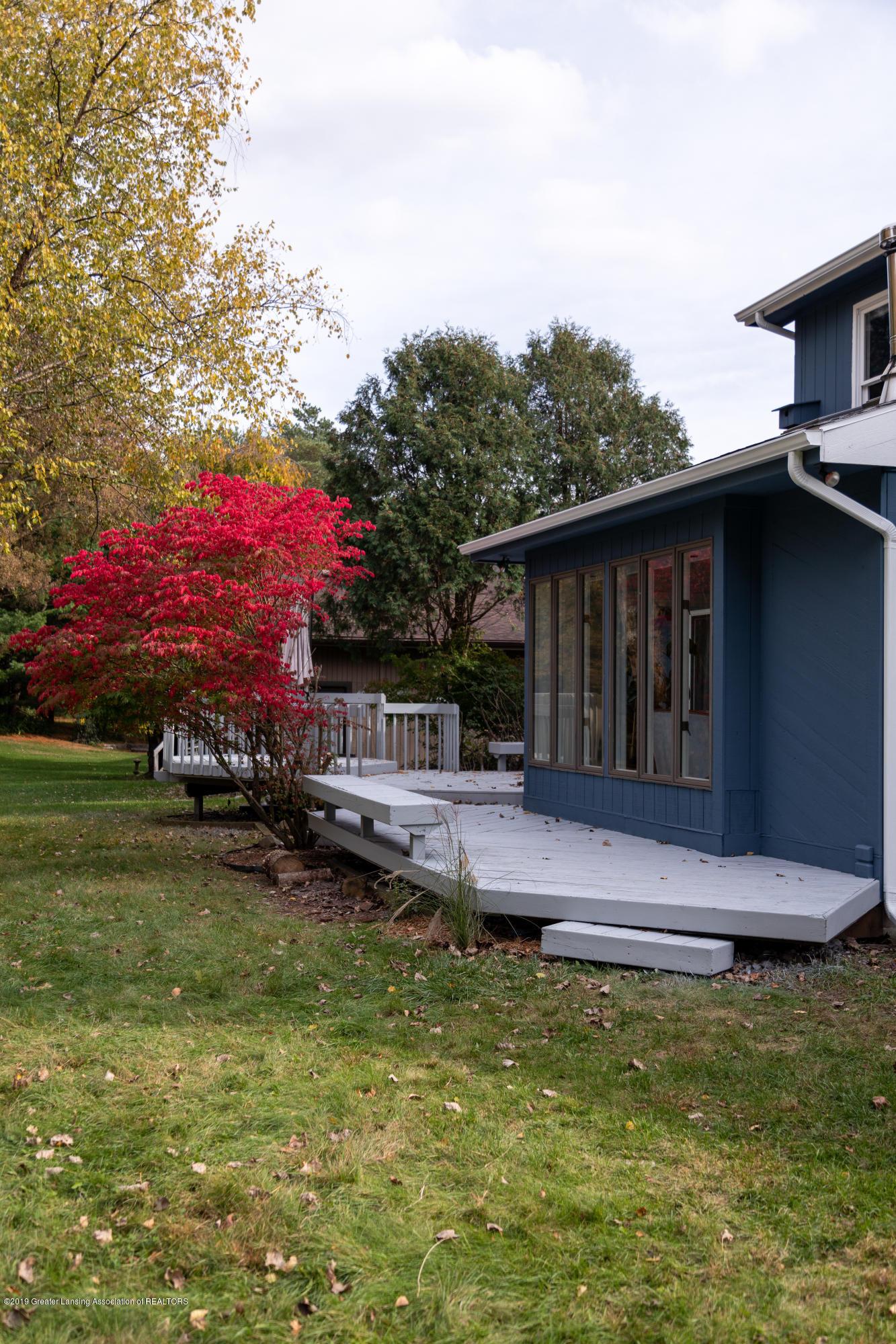 1322 Sebewaing Rd - Back of house - 49