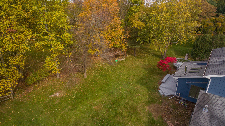 1322 Sebewaing Rd - backyard aerial - 56